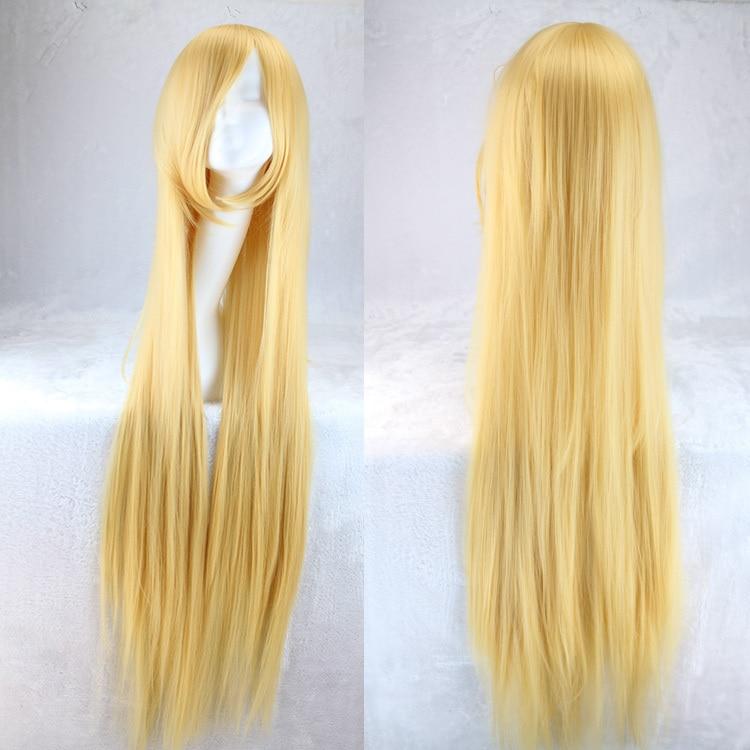 100 Cm Harajuku Cosplay Wig Anime Fashion Sexy Long Full ...
