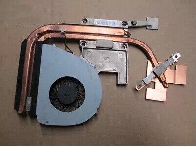Original ordenador portátil de refrigeración de la CPU disipador de calor y ventilador para ACER v3-551 V3-551 5750 5750G V3-571G V3-551G Gateway NV57H AT0HI007DA0