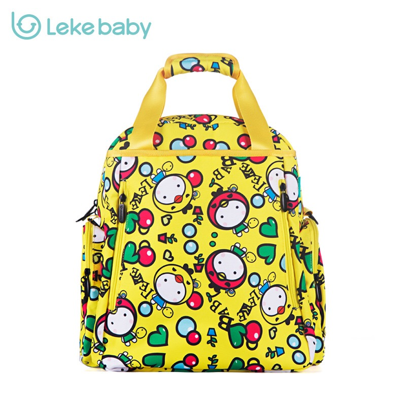 2017summer brand baby travel stroller nappy diaper bag backpack fashion mummy maternity bag baby organizer nappy bags backpacks fashion cute panda baby mummy diaper nappy bags keep fresh lunch breast milk bag thermal portable travel picnic hobos baby care