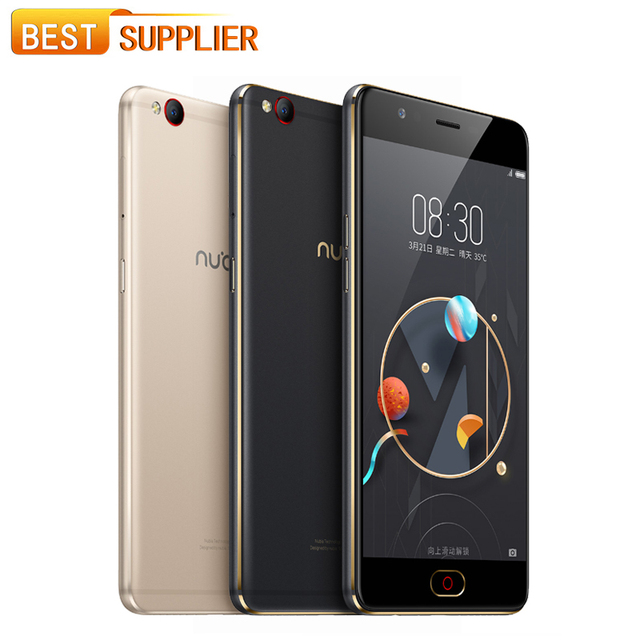 "2017 New Arrival Nubia M2 Lite 5.5"" Octa Core 4GB RAM 32GB 16.0MP MTK MT6750 OTG Fingerprint Dual SIM LTE Mobile Phone 3000mAh"