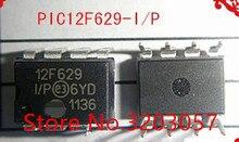 Livraison gratuite PIC12F629 I/P PIC12F629 12F629 50 pc/lot DIP IC