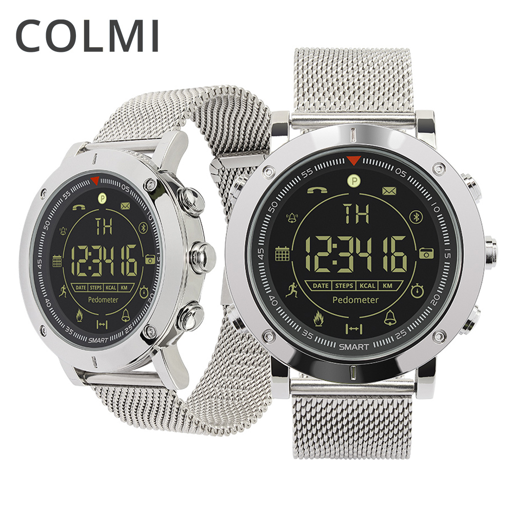 COLMI Flagship Casual Sport Smart Watch 33 month Standby Time 24h All Weather Monitoring Smartwatch For