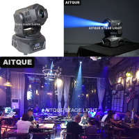 8pcs/lot Lighting equipment dmx connector lyre led avec gobos 90w led spot moving head light with prism