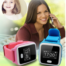 Smart watch Kid GPS tracker Watch MTK6260A GSM GRRS Tracker watch SOS Call Location Finder Locator Device Tracker