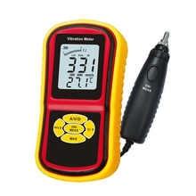 GM63B Digital Vibration Meters Vibrometer Device Measures Handheld Analyzer Tester Gauge Multimeter Electric Instrument - DISCOUNT ITEM  35% OFF All Category