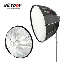 Viltrox VP-90 36''/90cm Usual Studio light Softbox Fold Outdoor Reflector Umbrella Diffuser + Carrying Bag for(China)