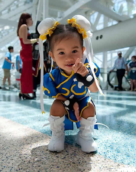 Cosplay For Kids