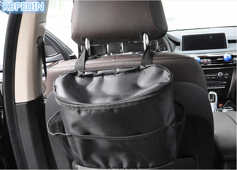 HO styling Auto Sedile Riordino Borse Auto Hanging Sacchetto Di Immagazzinaggio per BMW e46 e90 e39 f30 f10 e36 e60 x5 e53 f20 e34 x3 x6 accessori