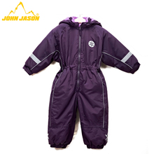 Male female bodysuit child waterproof windproof ski suit outdoor winter wadded jacket child outdoor jacket pants