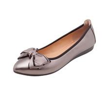 Women Shoes Flats New Ballet Flats Boat Shoes Woman Fashion Casual Plus Size Luxury Design High Qualtiy Soft Bottom Promotion