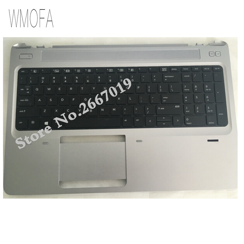 все цены на New Cover For HP ProBook 650 G3 655 G3 Palmrest COVER C shell+ keyboard