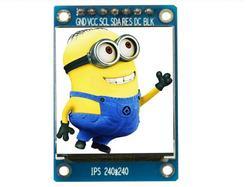 CPT 2.8 polegada Unidade IC 8 ILI9328 37P Tft LCD/16Bit MCU Interface Paralela 240(RGB)* 320 não Toque