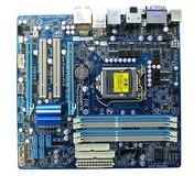 ФОТО  original motherboard for  GA-H55M-UD2H H55M-UD2H DDR3 LGA 1156