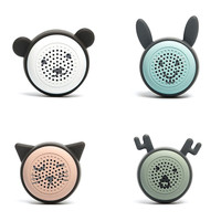 Magic Planet Mini Portable Wireless Bluetooth Speakers Stereo One Button Control With Remote Photography