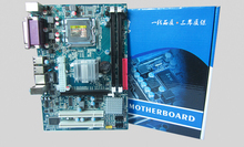 100% NEW desktop motherboard  P45  LGA 771 DDR3 motherboard  fully integrated free shipping