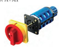 [ZOB] LW39-10 universal switch original APT Shanghai two workers LW39-63 16 rotary load switch --5PCS/LOT