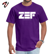 Zef Fitness Tight Tshirts for Male In Moscow Autumn Tees Slim Fit Tee-Shirts Prince Sleeve Newest O Neck Top Quality