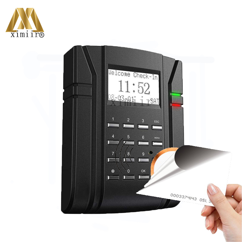 Card Access Control Time Attendance Door Access Controller SC203 With RFID Card TCP/IP Free Software Available Fast DeliveryCard Access Control Time Attendance Door Access Controller SC203 With RFID Card TCP/IP Free Software Available Fast Delivery