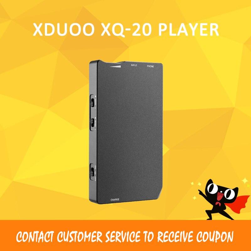 Xduoo XQ-20 casque amplificateur dac contrôle du volume amplificateur audio dac amplificateur portable casque ampli