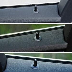 Image 5 - ABS + מחשב רכב דלת נועל רכב דלת כפתור נעילת פין עבור BMW F10 F02 F07 E70 E84 E90 F35 f18 F07 E70 E89 X5 X3 X1 X6 330i 318i 325i