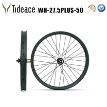 27.5er Plus carbon wheelset Taiwan clincher wheels for boost mountain bike 27.5'' MTB bicycle Carbon Wheelset for Disc Brake ultralight 1240g boost fs29t 28 22 dt240 center lock ultralight mtb carbon bike clincher wheels mountain bike boost wheels 29er