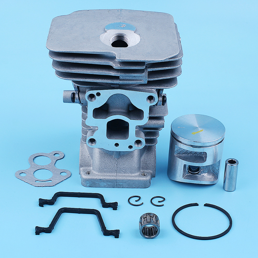 Tools : 41mm Bore Cylinder Piston Gasket Bearing Kit For Husqvarna 135 140 135e 140e II e-Series Chainsaw Spare Parts