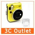 Fujifilm instax mini 70 caja transparente, Caja de cristal Con La Correa Para El Instante Mini70 Cámara