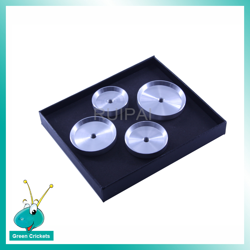 Us 13 89 4pcs Set Extra Large Aluminum S For Watch Case Crystal Press 36mm 50mm Repairs In Repair Tools Kits From Watches On