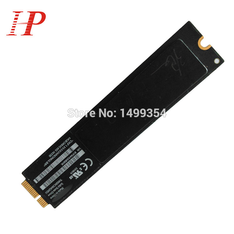 Genuine 100% Working For Macbook Air 11'' 13'' A1370 A1369 64GB SSD Internal Solid State Drives For 2010 2011 Year hsw rechargeable battery for apple for macbook air core i5 1 6 13 a1369 mid 2011 a1405 a1466 2012