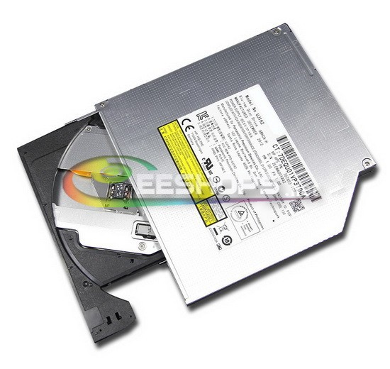Laptop 6X 3D BD-ROM Combo Blu-ray Player 9.5mm SATA Slim DVD Optical Drive for ASUS ROG GL752 GL752VW-DH71 GL771JW GL771 Case replacement kem 450aaa blu ray dvd drive for ps3 slim 200x model parts repair