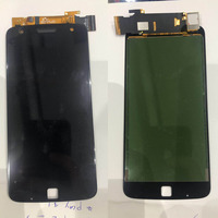 100% Tested Display For Motorola Moto Z Play LCD For XT1635 Display LCD Screen Touch Digitizer Assembly Free Shipping