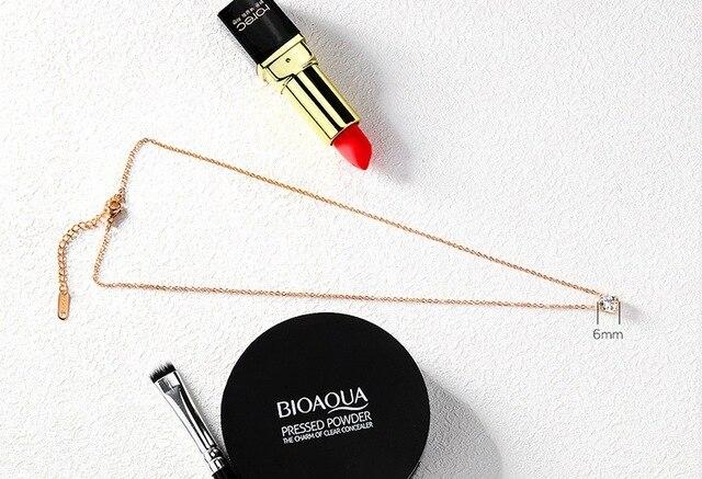 2020 ювелирные изделия ожерелья золотого цвета с кубическим