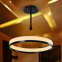40CM Acrylic Mini Modern LED Pendant Lights For Living Room Handing Lamp Pendente Lamparas Colgantes