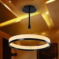 40CM Acrylic Mini Modern LED Pendant Lights For Living Room Handing Lamp Pendente Lamparas Colgantes