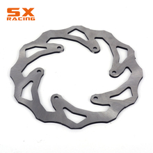 220mm Motorcycle Real Brake Disc Rotor For KTM SX XC 125-450 EXC XCW 125-530 SMR450 TC FC TX FX TE FE 125-501 FS450