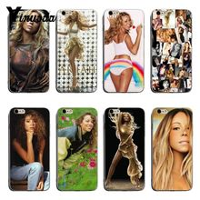 Yinuoda Singer Mariah Carey Hot Printed Cool Phone Accessories Case For  iPhone XSMax X XS XR. 10 Colors Available cdf809f1211f