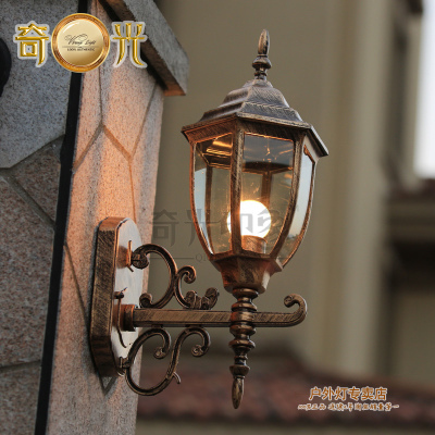 candeeiro de parede externa bronze outdoor lighting wall