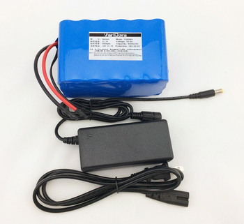 24v 6Ah 6S3P 18650 Lithium Battery 25.2 The electric bike moped / electric / lithium-ion battery + 25.2 In 1A charger