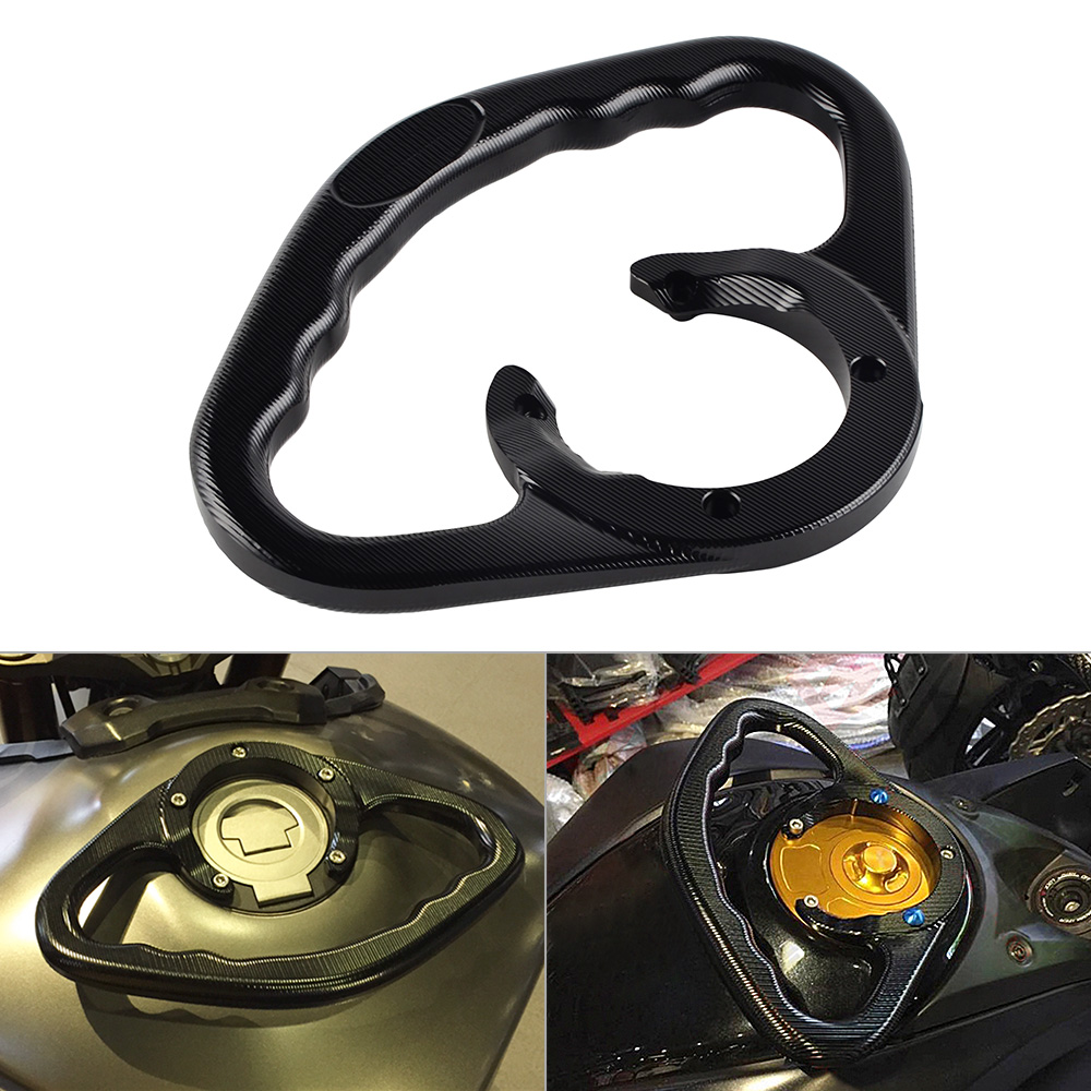NICECNC Passenger Tank Grab Bar Handle Grip For Suzuki GSX-R GSXR 600 750 1000 1300 TL1000R TL1000S Katana SV 650/S GSX 400 650 стоимость