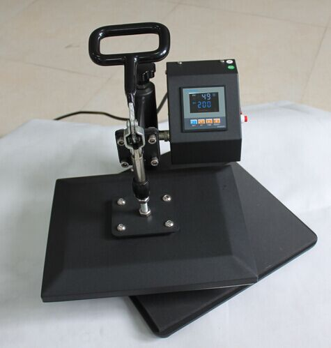 Small Garment Heat Printing Machine, Cloth Heat Press Machine, Ceramic Heat Transfer Printing Machine