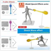 نموذج ستار سول تأثير موجة الصدمة لدراغون بول ابن غوكو سانت سييا جاندام ملثمين راكب موديل SX019