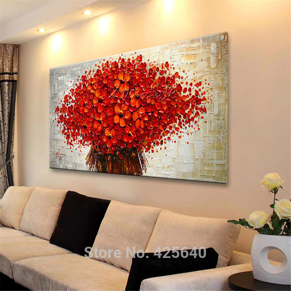 Painting Canvas For Living Room Canvas Holdalls Picture More Detailed Picture About Wall
