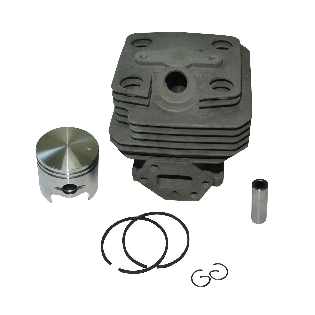 Cylinder Piston Kit fit ZENOAH KOMATSU G45L BC4301 FW PE2500 H 40mm # 450041110 high quality excavator seal kit for komatsu pc200 5 bucket cylinder repair seal kit 707 99 45220