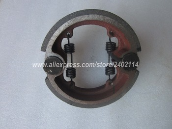 brake shoes assembly for Jinma tractor JM184-284 , each tractor needs two units