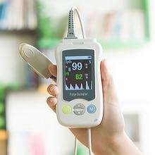 Mini Handheld Fingertip Pulse Oximeter