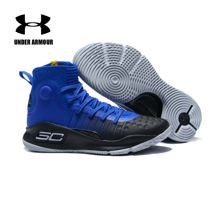 0a0f52148 Under Armour Men Basketball Shoes Curry 4 sock sneakers Stephen Curry  Training Boots Zapatillas hombre deportiva. sku: 32937069221