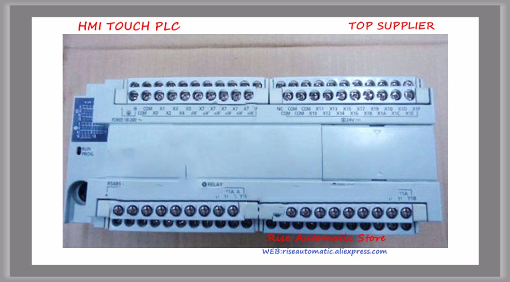 AFPX0L60MR PLC New Original 100-240VDC DC input 32 points Relay output 24 points FP-X0 Control Unit plc afp0rc14rs 24 v dc 8 input points 6 relay output points new original well tested working three months warranty