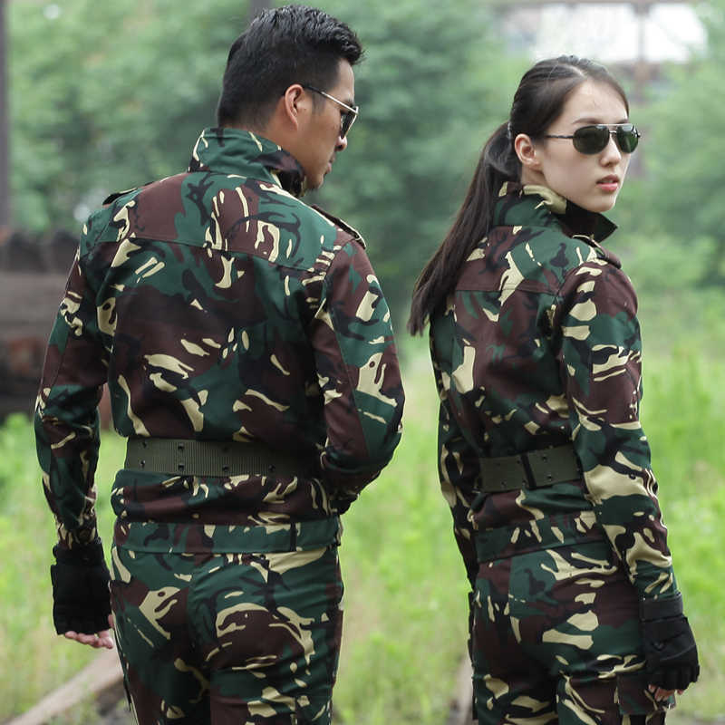 Uniforme tático militar roupas de camuflagem uniforme militar dos eua camisa de combate do exército calças de carga cs uniformes roupas de trabalho