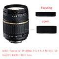 Anillo de Goma de la lente de Zoom y enfoque/Succedaneum Agarre De Goma de Reparación Para Tamron AF18-200mm f/3.5-6.3 XR DiII LD Asp [IF] A14 lente macro