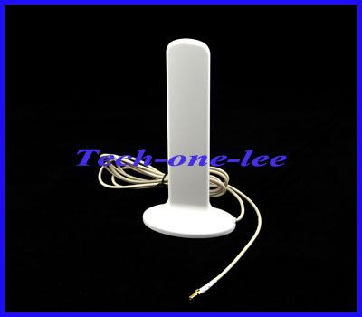 4G 16db Antena 4 Ghz Booster Amplificador de Señal 2 M Cable de Antena Externa SMA/TS9/CRC9 Conector envío gratis